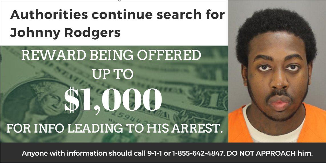 Dangerous prisoner accidentally released in Oakland County. Reward now offered for info