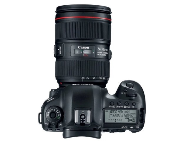 Canon presents strong case with the EOS 5D Mark IV's 34MP sensor and 4K