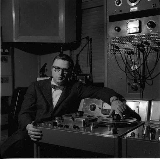 Rudy Van Gelder has died, at 91. Truly sad news for the world of recorded music, jazz first and foremost. #RIP #RVG https://t.co/VfpdVEVgkR