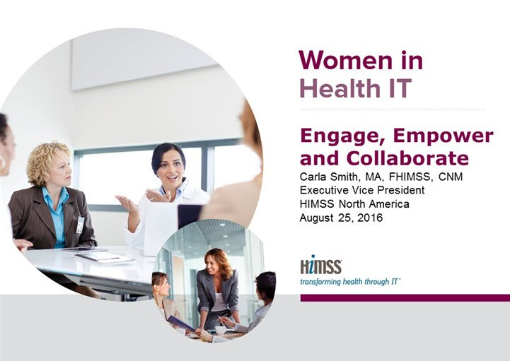 Thumbnail for 8/25 #WomenInHIT Roundtable Recap