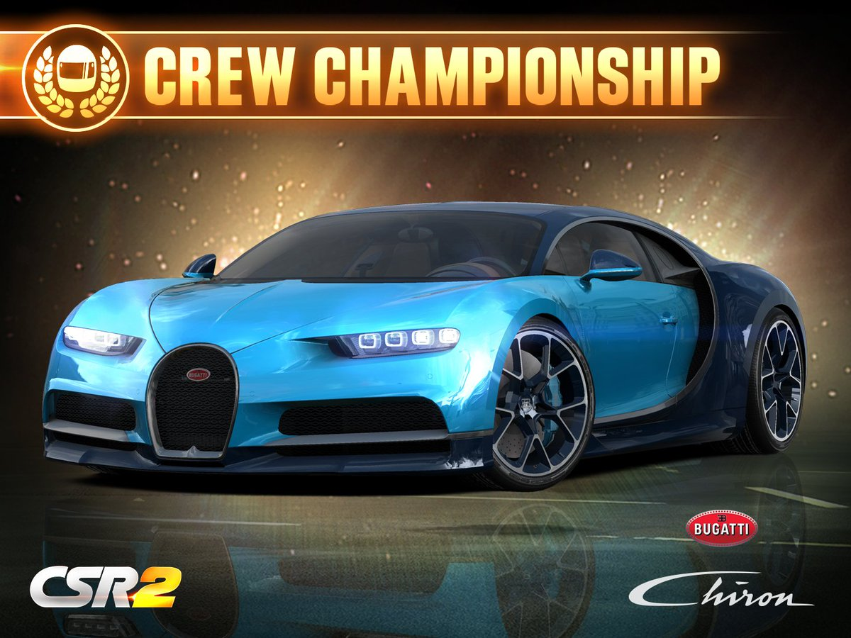 "csr racing on twitter: ""race to win a bugatti chiron in the latest"