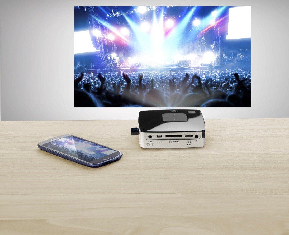 #XGEM trae un nuevo proyector inalámbrico. Con el PicoPix PPX3417 Wireles puedes disfrutar de un cine en movimiento.