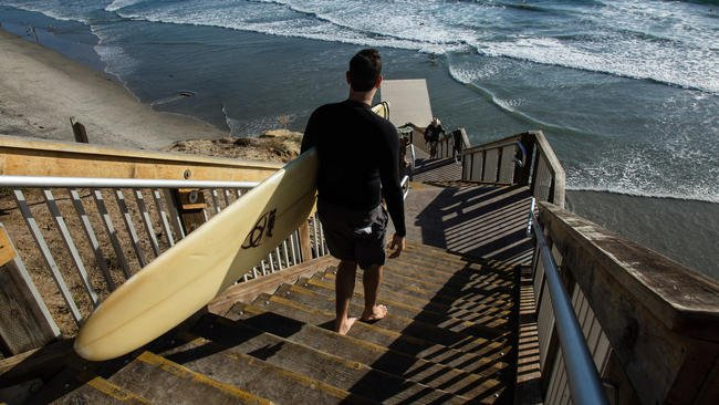 Take a weekend getaway to Solana Beach – possibly the friendliest beach city in SoCal