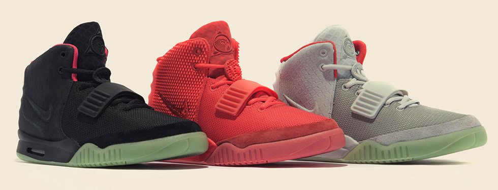 2a36c9cadb05 We re unboxing kanye west s nike air yeezy iis for  tbt. watch ...