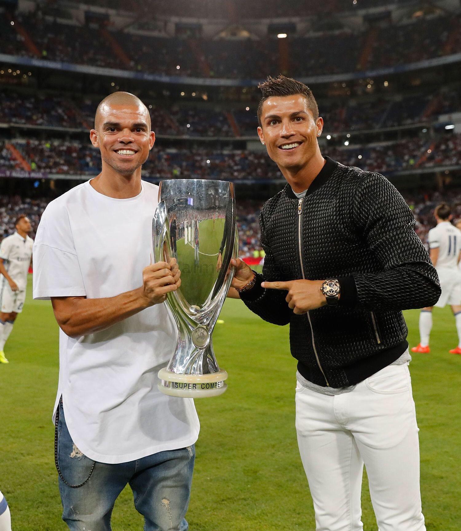 "Uefa Super Cup: IG: Beritarmadrid.cf On Twitter: ""Cristiano Ronaldo Di"