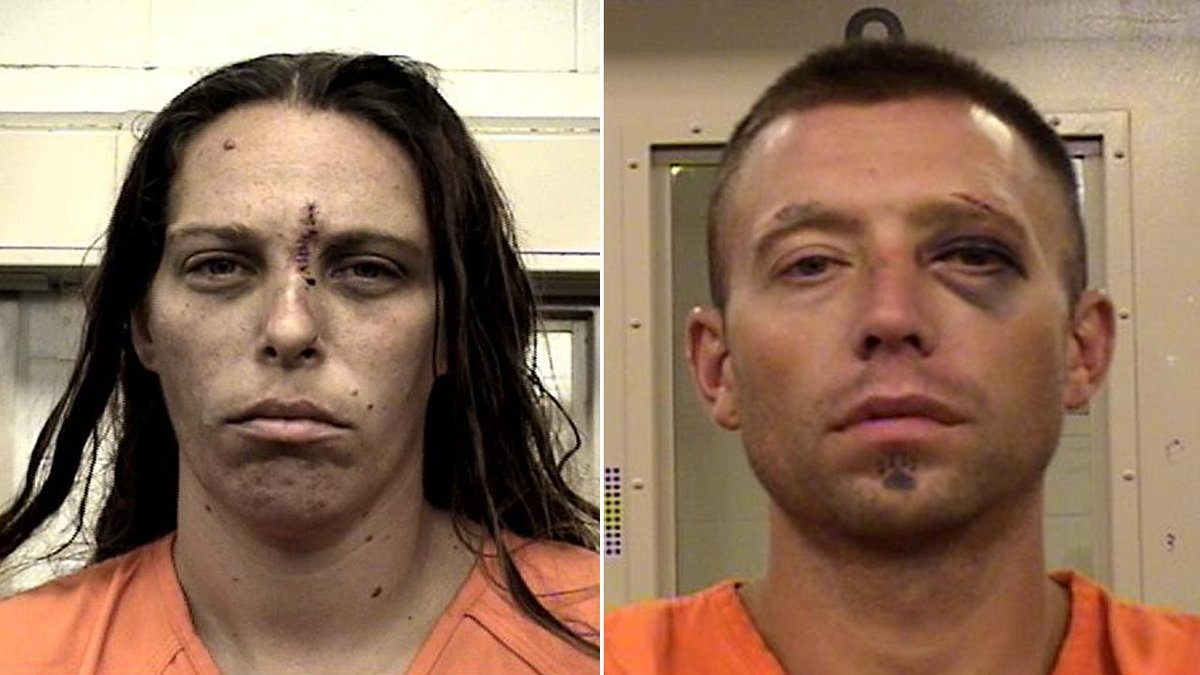 Mom, boyfriend arrested after police say 10-year-old girl was injected w/meth, raped, killed