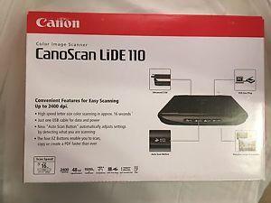 canon canoscan lide 110 драйвера