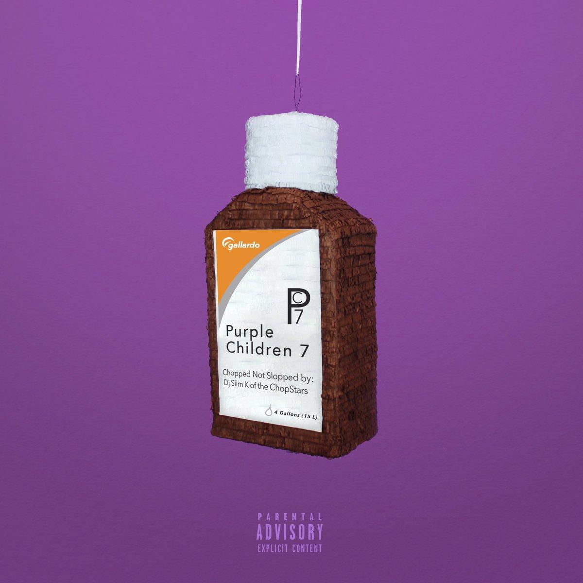 It's not a mixtape...it's an experience...  #PurpleChildren7 8/29/16 https://t.co/lTqV0EHuqA