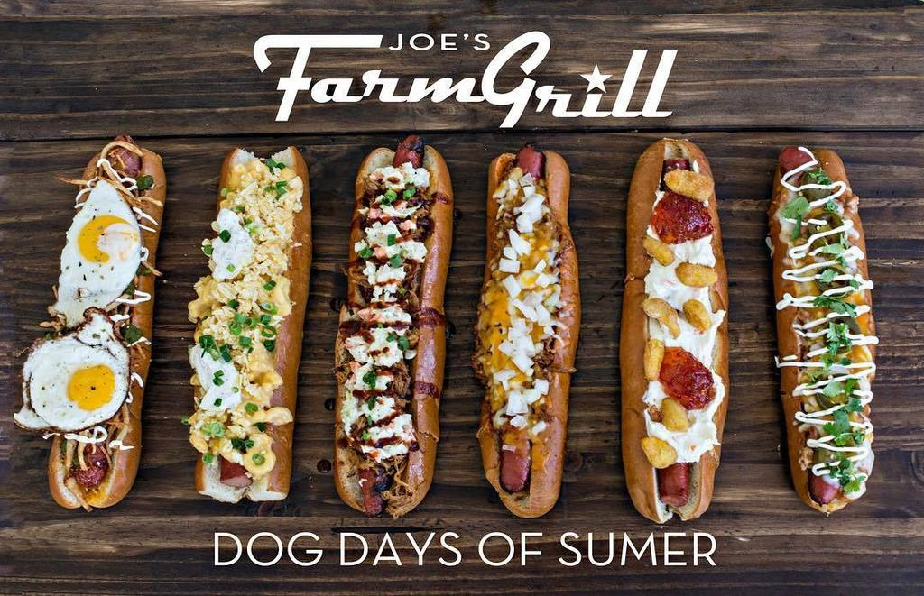 It's only a week away!  This year we're going FOOT LONG. 6 of our hot dog selections will … https://t.co/ULFUlawbsY https://t.co/2IQ7ymYCUO