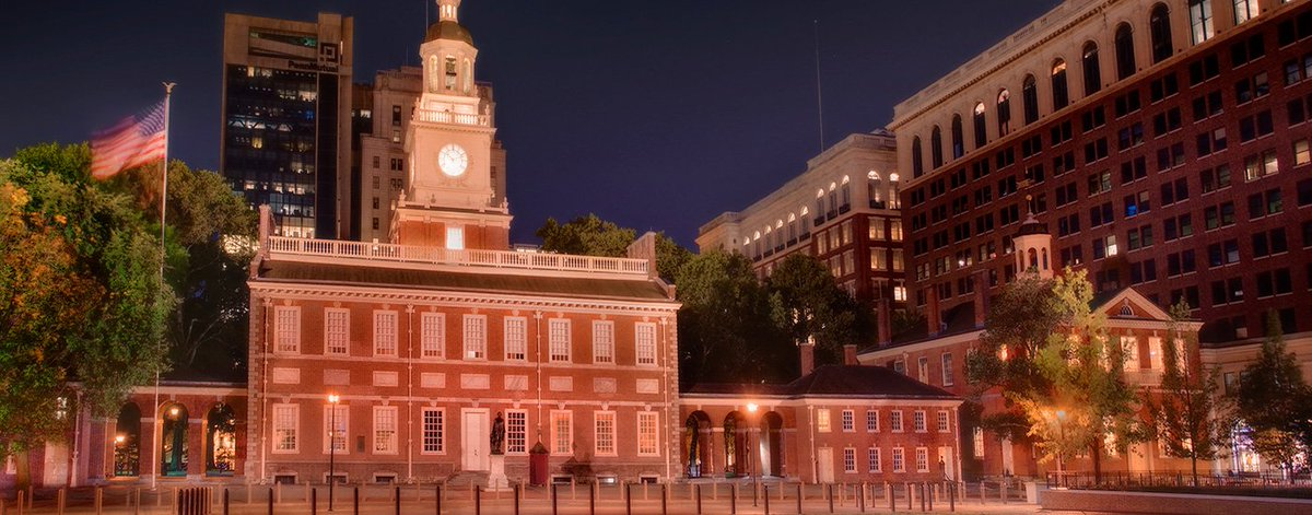 Happy 100th Birthday, @NatlParkService!!!  Philly loves you!  @INDEPENDENCENHPNPS100