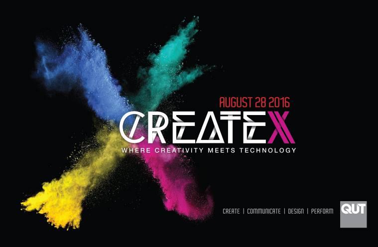Thumbnail for CreateX - Where Creativity Meets Technology - QUT