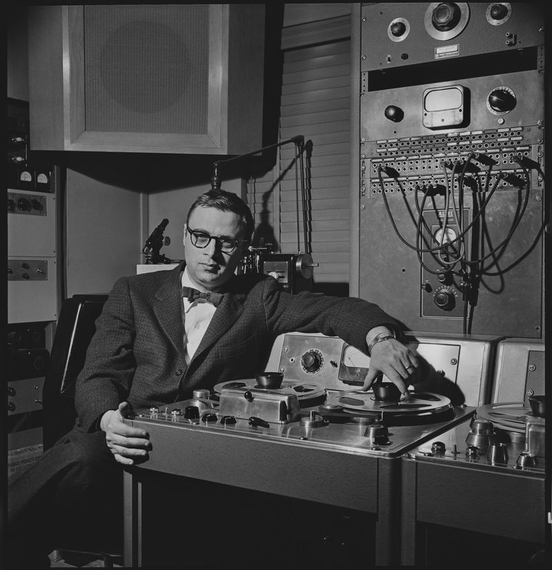 RIP, Rudy Van Gelder, no doubt one of jazz's most important figures of all times. Listening to 'Empyrean Isles' now. https://t.co/mEzOVOqnMl