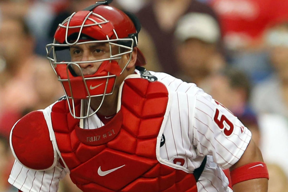 Infographic: With Carlos Ruiz gone, here's a look at the 2008 Phillies & where they are now.