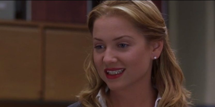 "JCapedia on Twitter: ""#TBT to @JessicaCapshaw in the movie ""Valentine"" (2001)  as Dorothy. Ps: I just watched this movie today again.… """