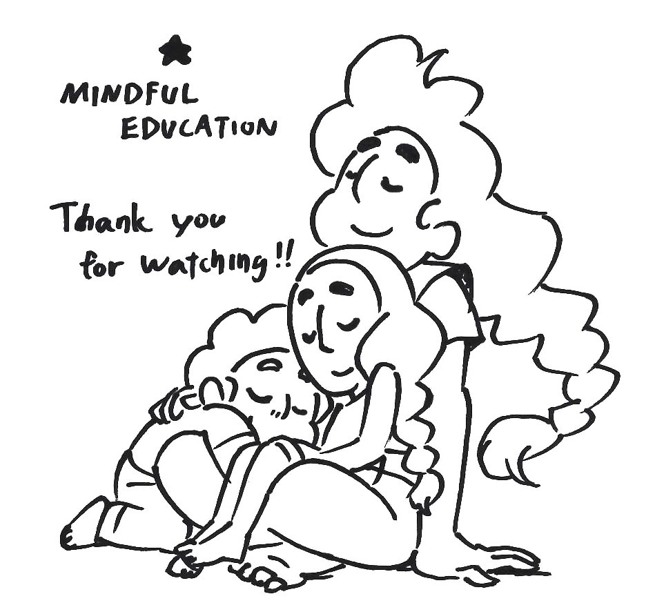 """Steven Universe ""Mindful Education"" Thank you for watching!"""