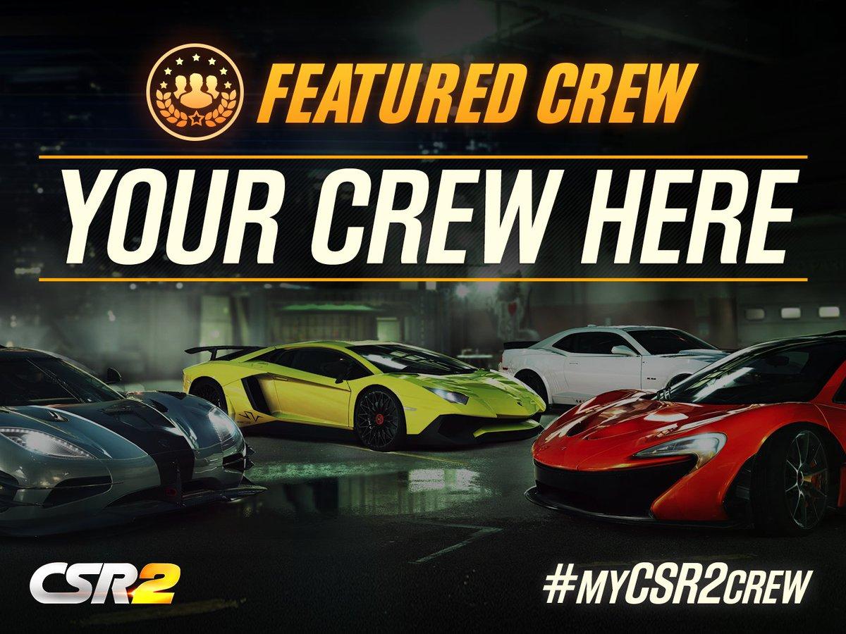 CSR Racing on Twitter: