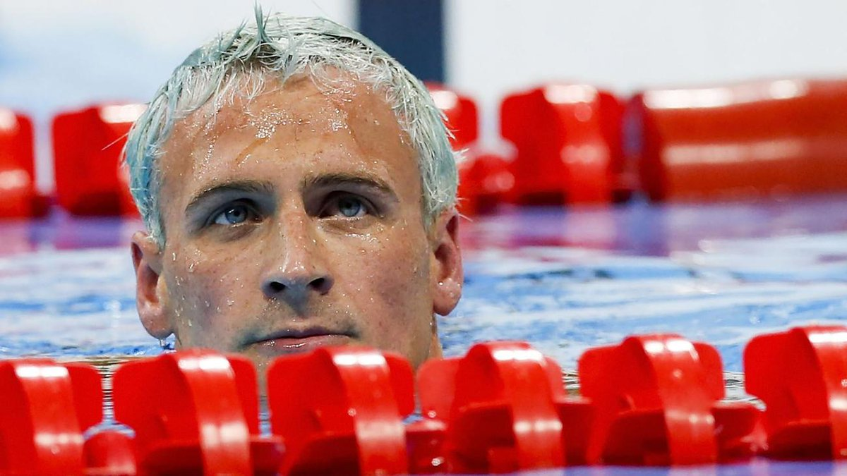 Rio police charge Ryan Lochte with false report of robbery