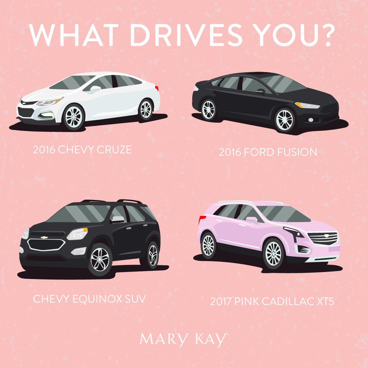 Image result for mary kay car