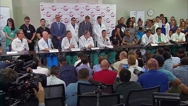 Pulse victims will not get bills for treatment at Orlando Health