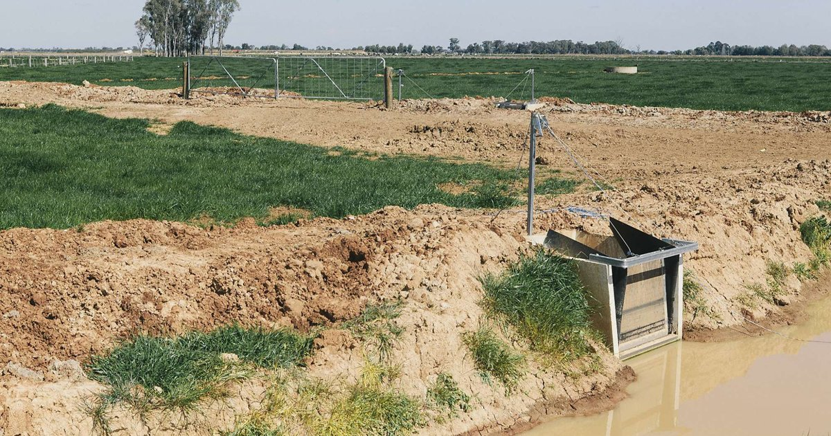 Open Forum: Australia's solution to California's water woes: markets.