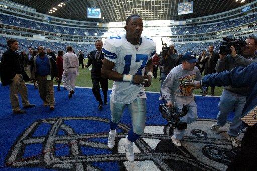 Report: Ex-Cowboys quarterback Quincy Carter arrested in Texas