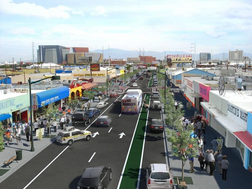 Big-time road construction is coming to the businesses of the Arts District