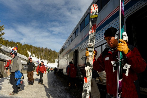 Thanks to the Winter Park Express, Denver just became a ski-in, ski-out town