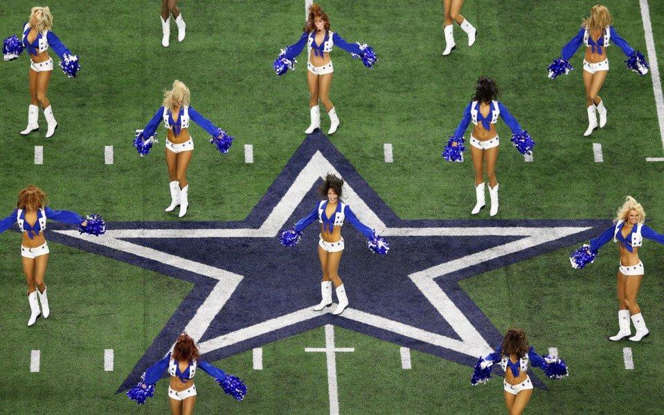 The new season of 'Dallas Cowboys Cheerleaders: Making the Team' premieres tonight at 8 p.m.