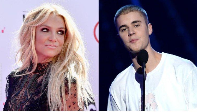Britney Spears denies Bieber collaboration rumors -