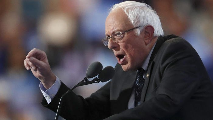 His campaign is over, but @BernieSanders hopes to keep the movement going with his new org