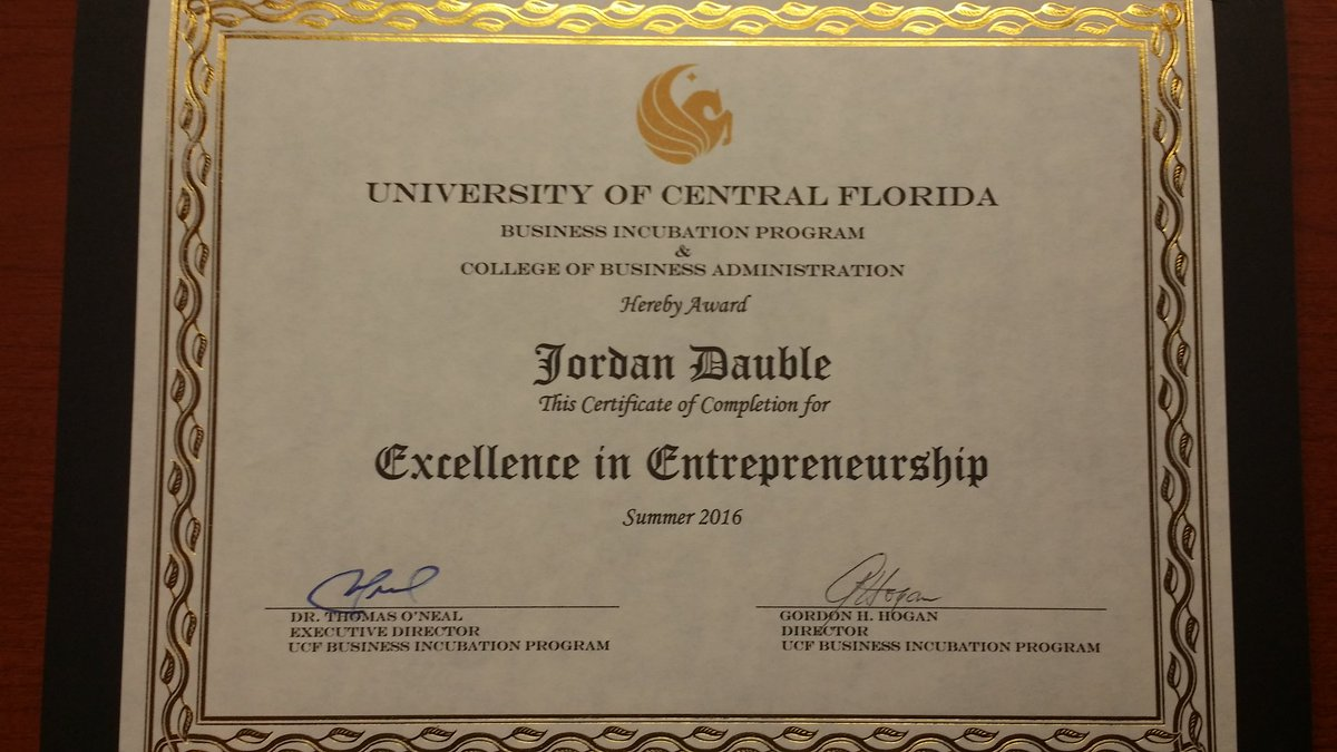 Jordan Dauble On Twitter I Presented My Business Idea And