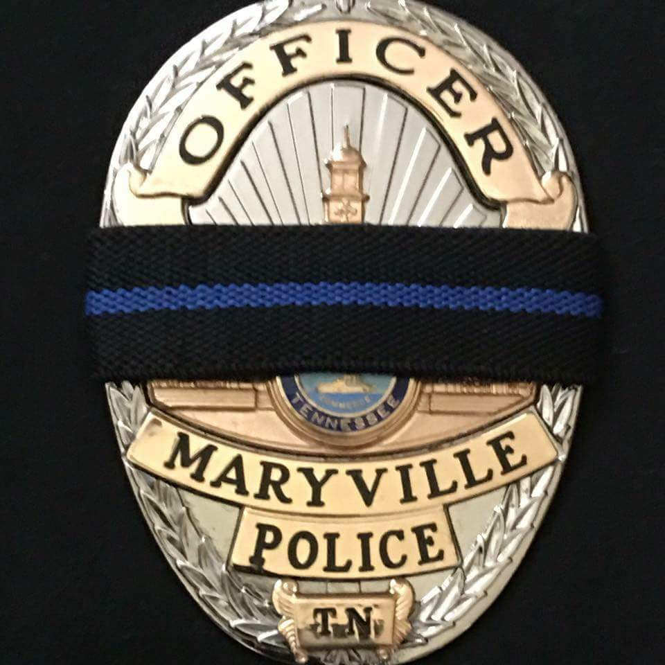 Thumbnail for Tributes pour in after Maryville officer shot, killed