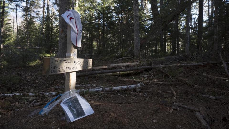 Rescuers came heartbreakingly close to finding a hiker who vanished in Maine