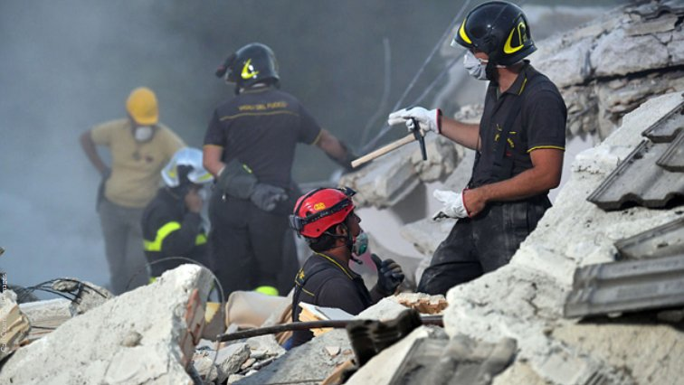 Historical treasures lost, damaged in Italian quake -