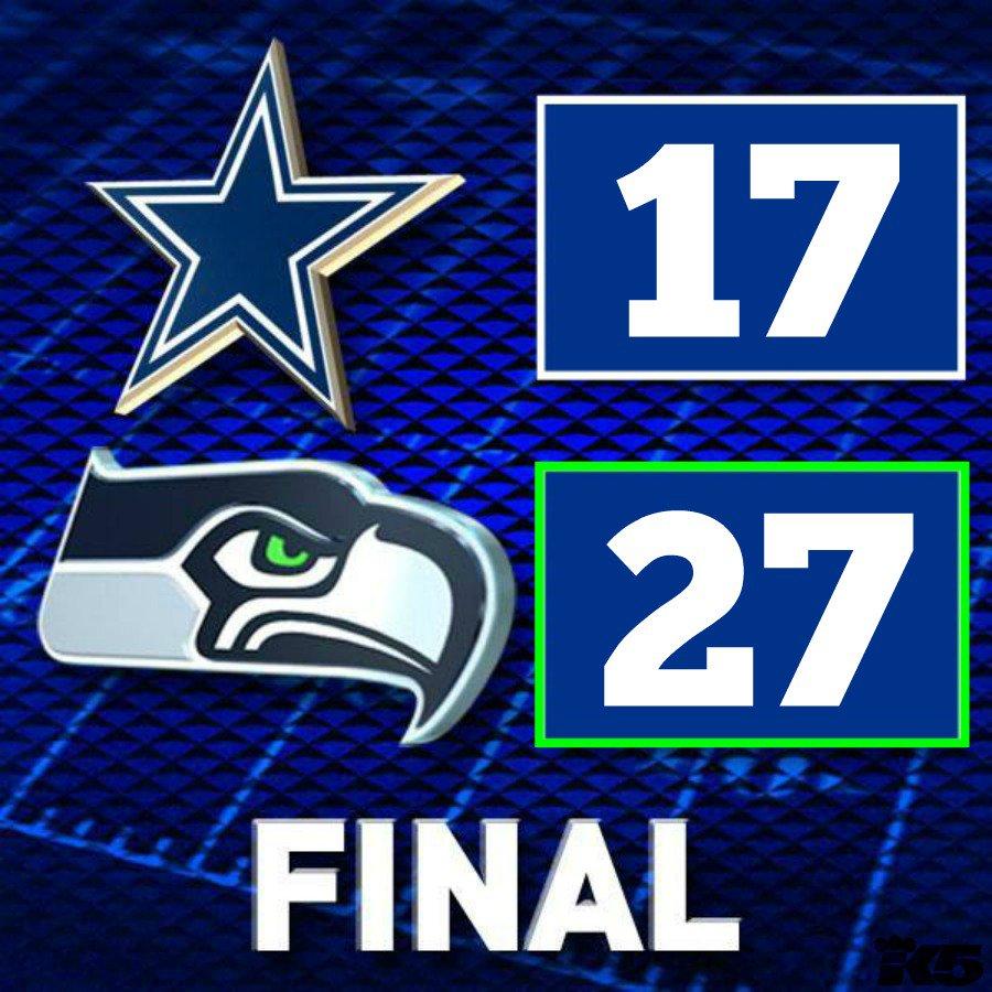 ⋆Yeehaw, Seahawks!⋆DALvsSEA k5sports