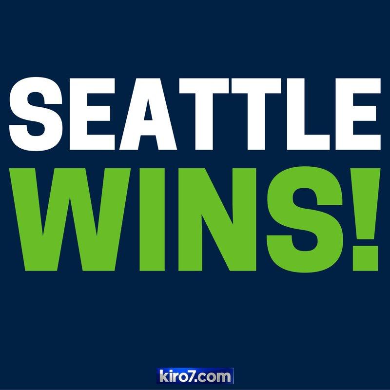 Nice job, Seattle! Best game day photos >> DALvsSEA