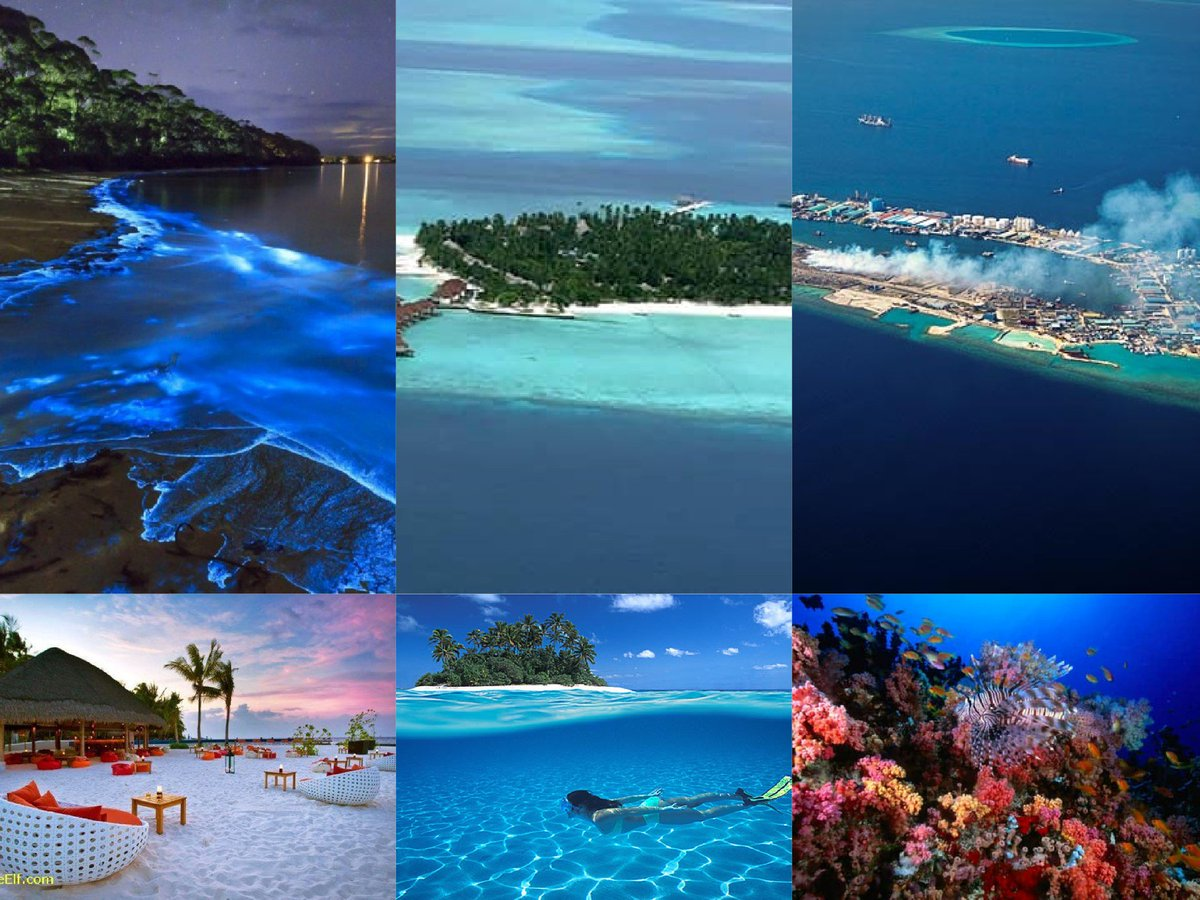 Travel to Moldives