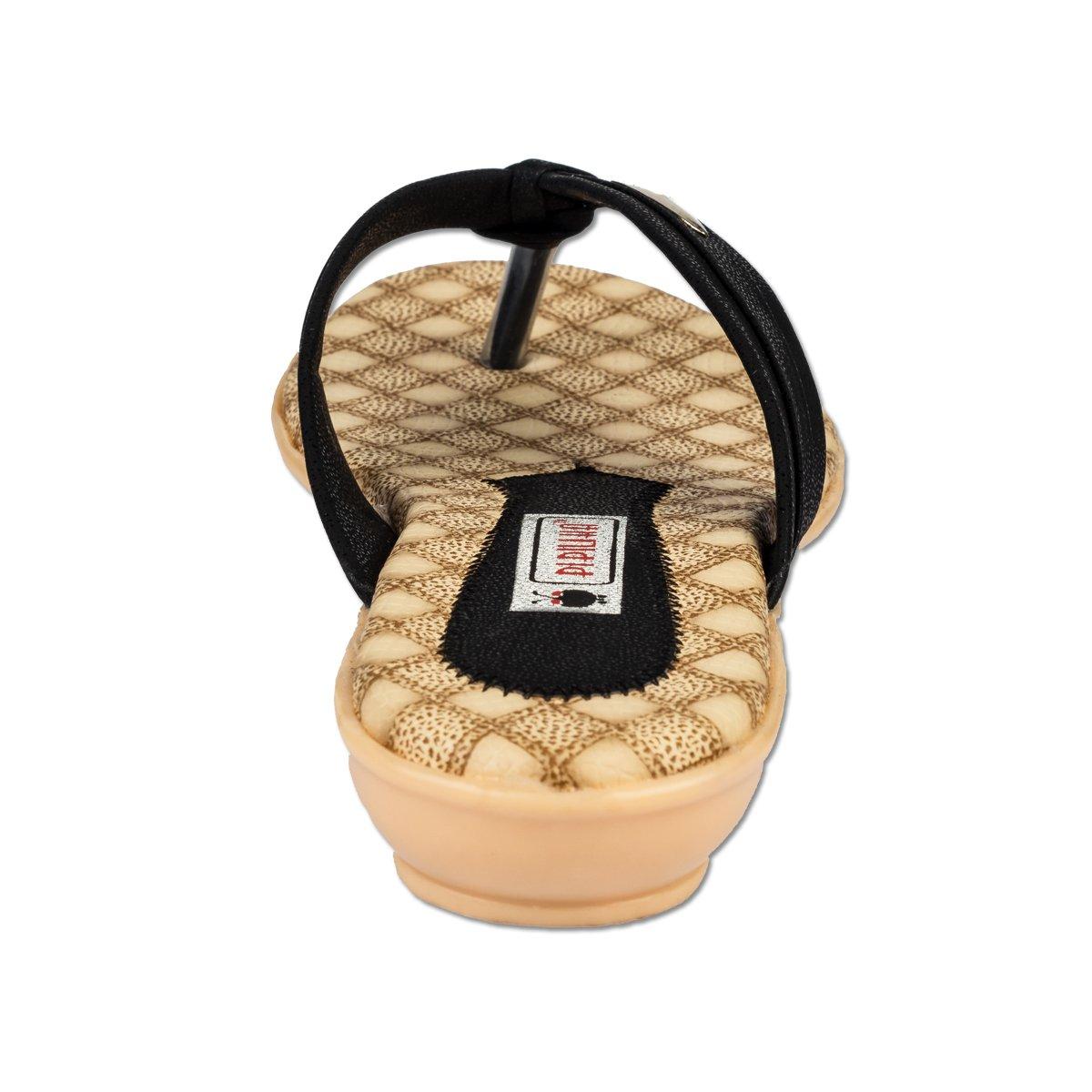 Womens sandals flipkart - Pipilika On Twitter Pipilika Ladybird Pld612b Women Sandal Flats Black Shoes Available On Flipkart Https T Co Dwe6dnwrbs
