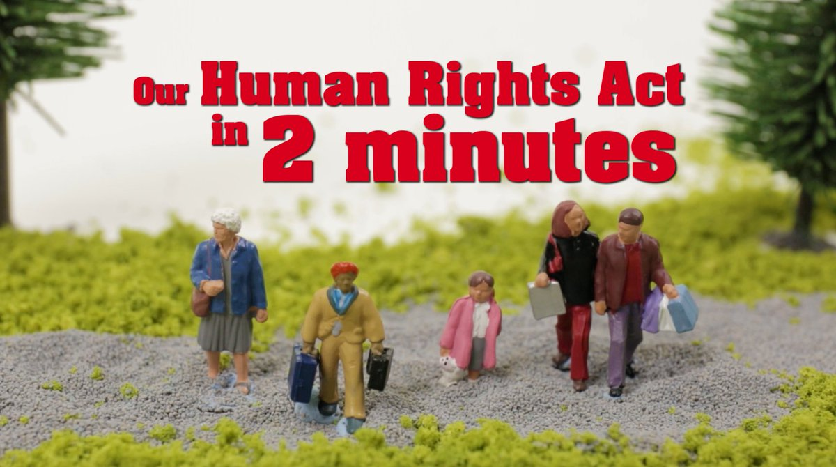 Why is it important to Save the Human Rights Act? Watch this and see: https://t.co/nUMpN9VEnm https://t.co/KyMoTrpIbT