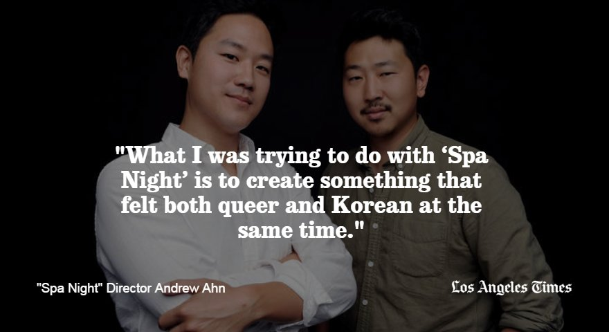 His father said gay Koreans didn't exist. His new movie says otherwise
