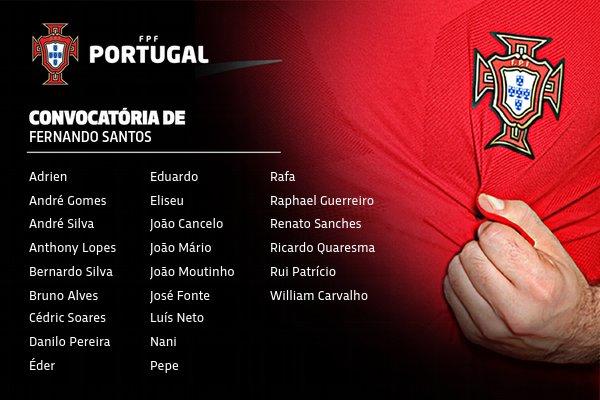 Pepe Portugaliya termasidan chaqiruv oldi