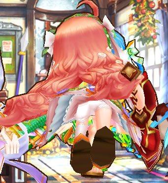【白猫】今回の入れ替え限定はパンツSD性能ぶっ壊れ!?レナとシオンのスカートの中覗いてみた結果wwwww(画像あり)【プロジェクト】