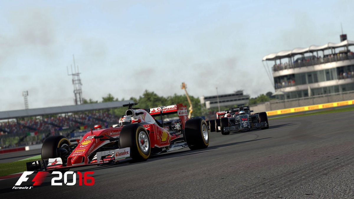 Retweet and follow for a chance to win F1 2016 on PS4! Winners will be picked at 5pm. This is limited to EU regions. https://t.co/Zx3EPh7gbF