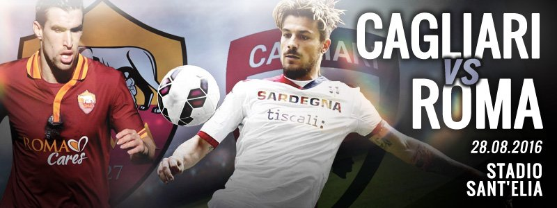Dove vedere Cagliari Roma streaming, partite Serie A Rojadirecta TV
