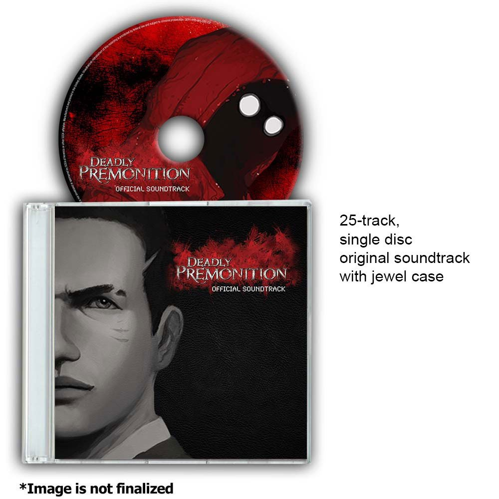 Deadly Premonition - Soundtrack Download