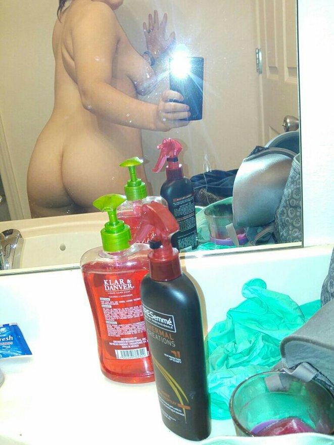 Nude Selfie 8002
