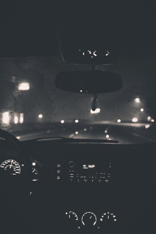 Chill Vibes On Twitter Late Night Drives With You