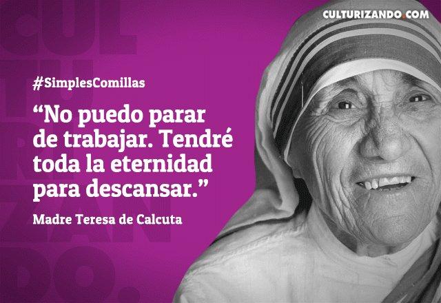 Madre Teresa Calcuta Madre Teresa Calcuta Frases