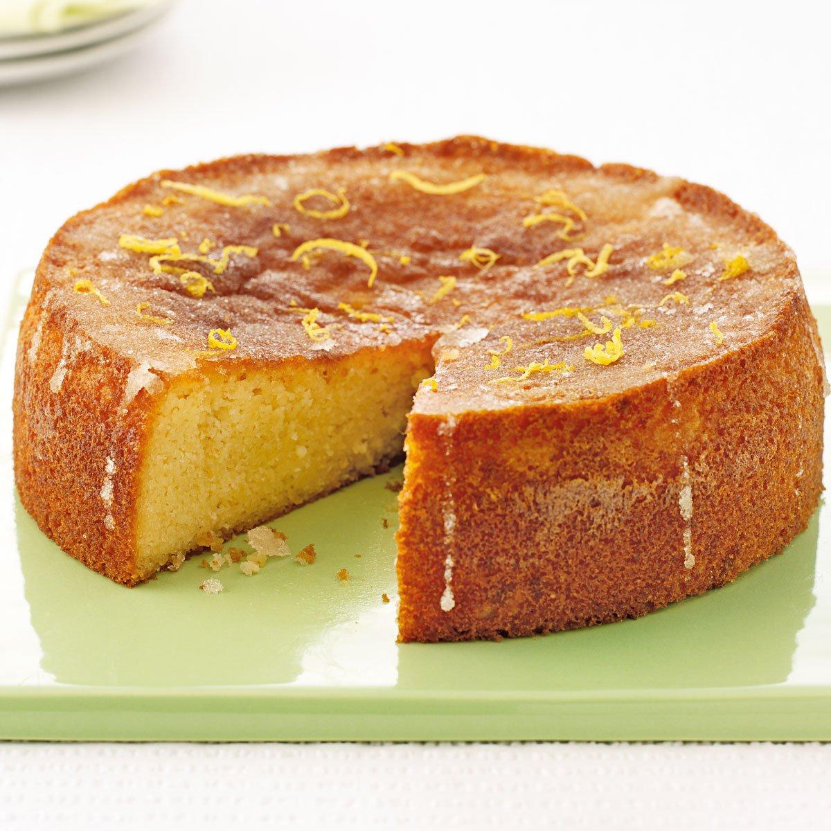 Bbc Gluten Free Lemon Drizzle Cake
