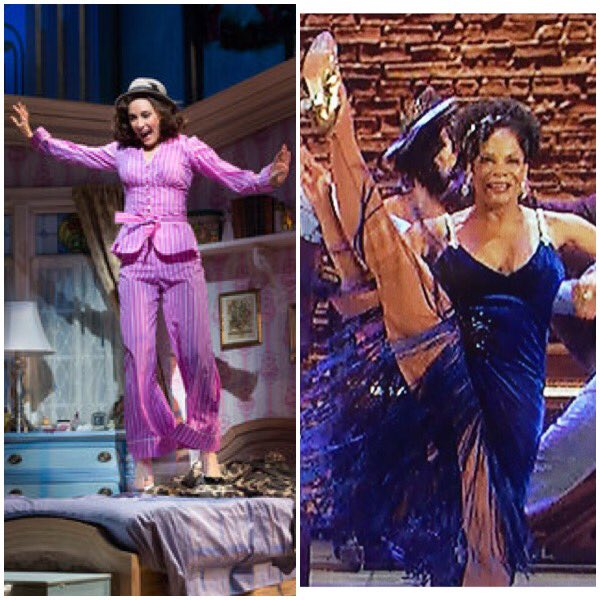 Have problems getting out of bed? Just remember @LauraBenanti and @AudraEqualityMc did this while pregnant. #Winning https://t.co/imVkJGKVHy
